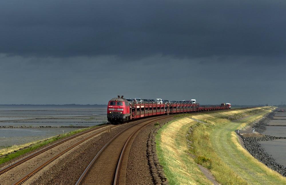 τρένο μετακινήσεις