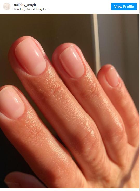 Σχήμα νύχια