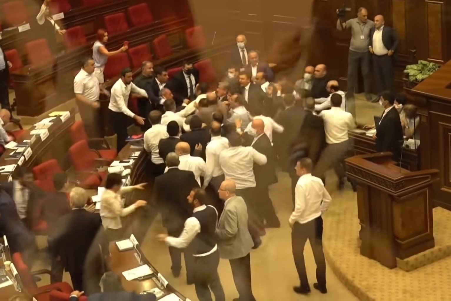 Αρμενία Βουλή