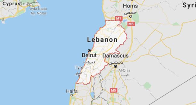 Έκρηξη - Βηρυτός