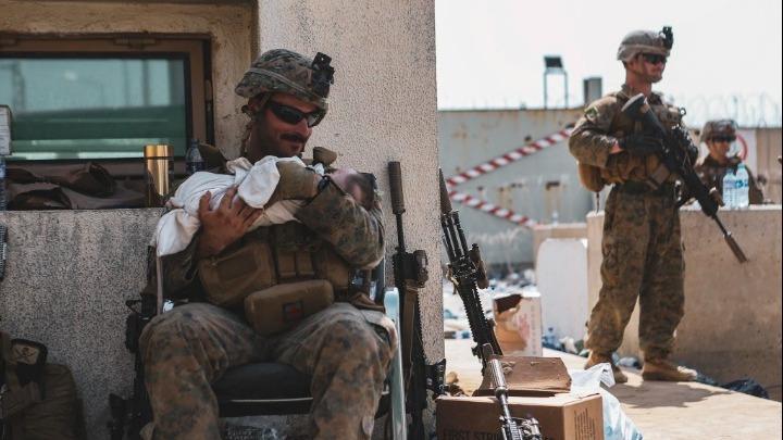 Αφγανιστάν Ταλιμπάν ΗΠΑ