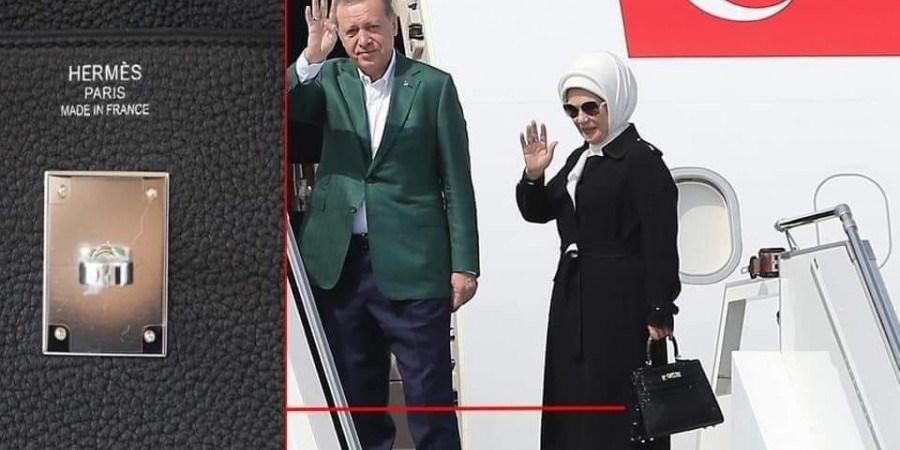 Εμινέ Ερντογάν