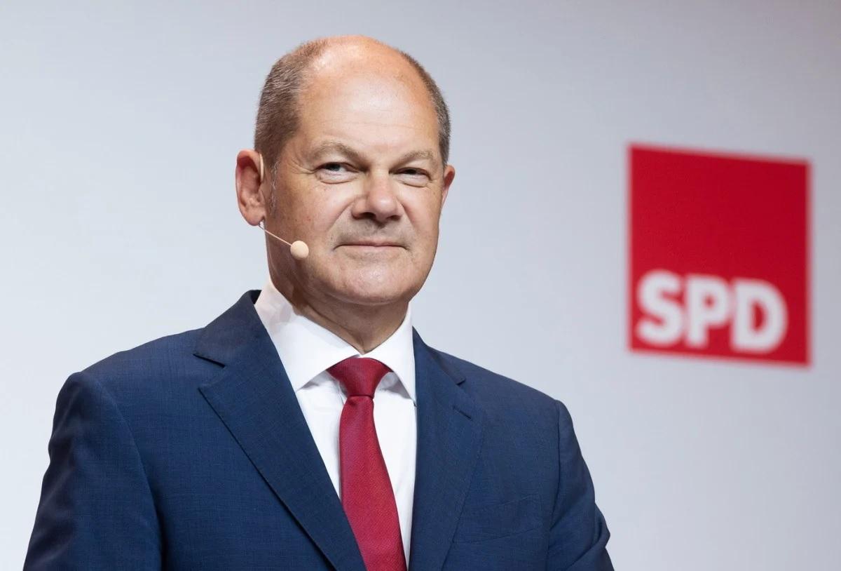 Olaf Scholz Όλαφ Σολτς