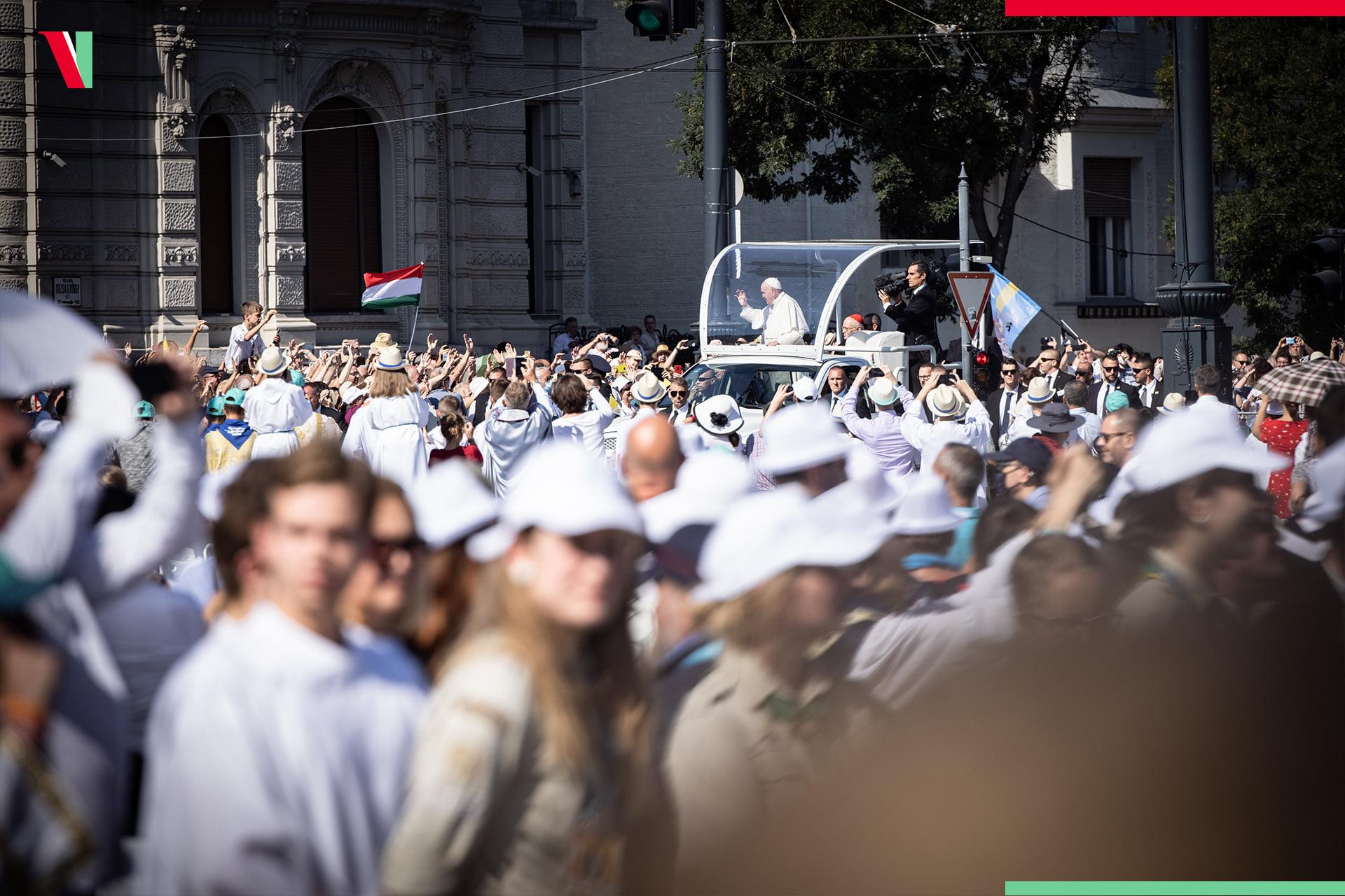 Πάπας - Ουγγαρία