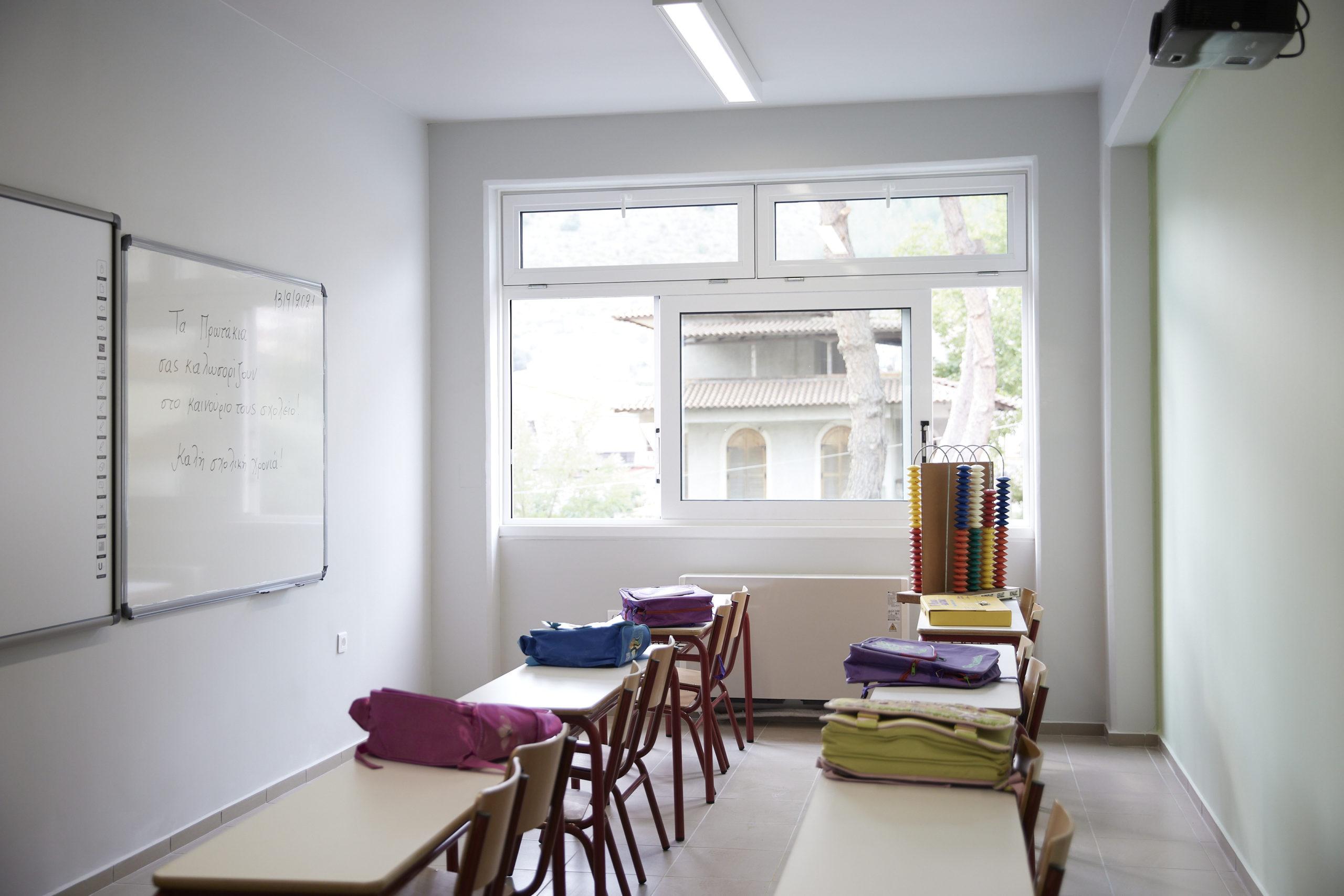 σχολεία τεστ (ΙΝΤΙΜΕ)