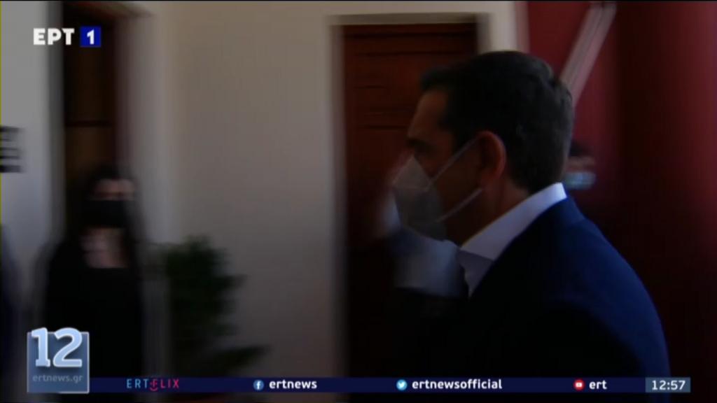 Mikis Theodorakis - Tsipras
