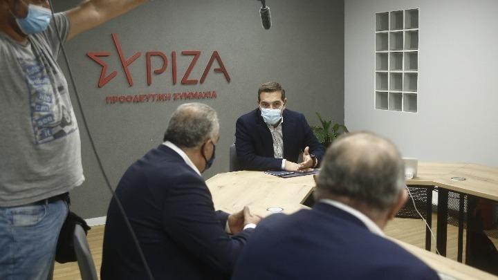 Αλέξης Τσίπρας ΓΣΕΕ