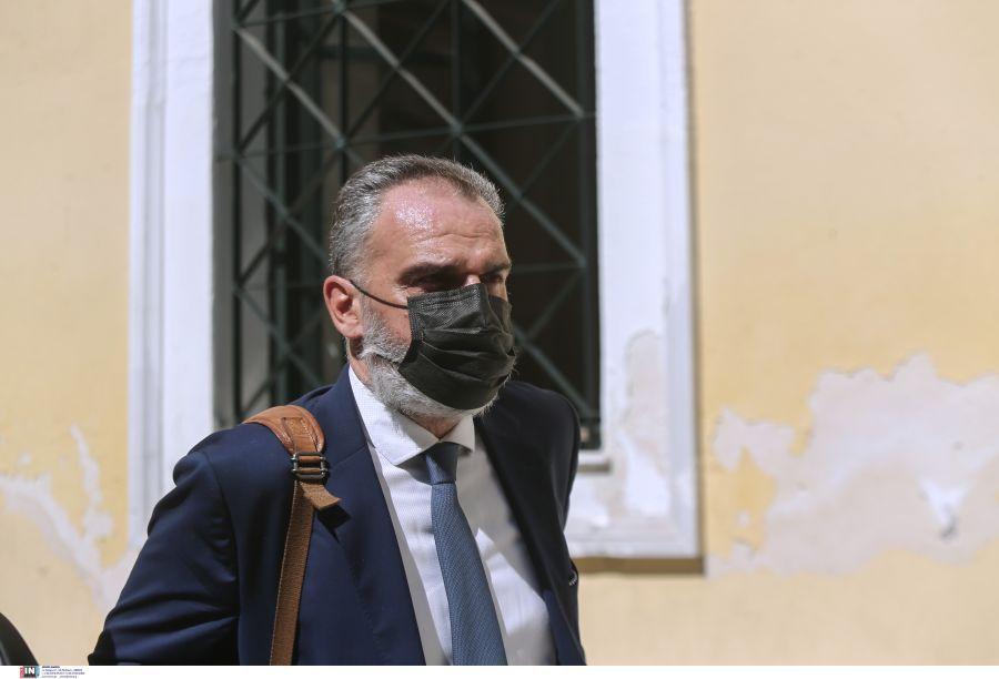 δίκη εικονομικοί εμβολιασμοί δημήτρης κορμπάκης