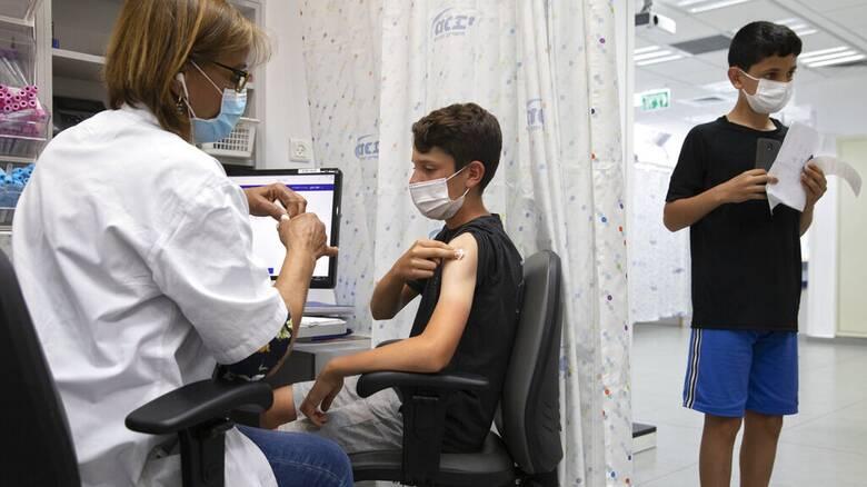 εμβολιασμοί παιδιών