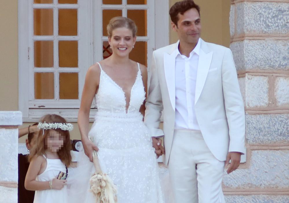Γάμος Μιχαλάκη Παπαγεωργίου