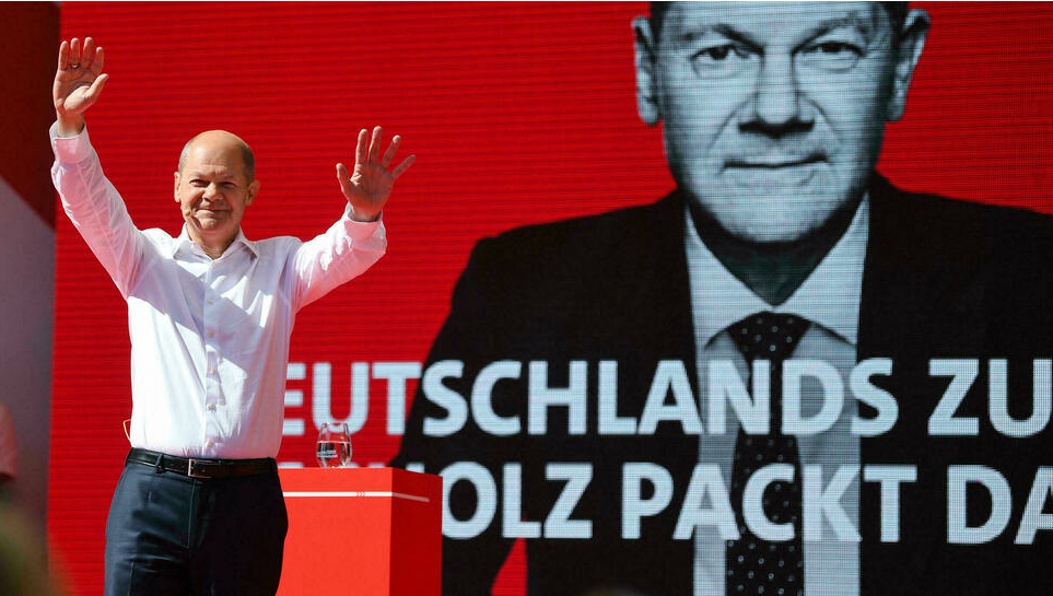 Γερμανία εκλογές - Γερμανικές εκλογές
