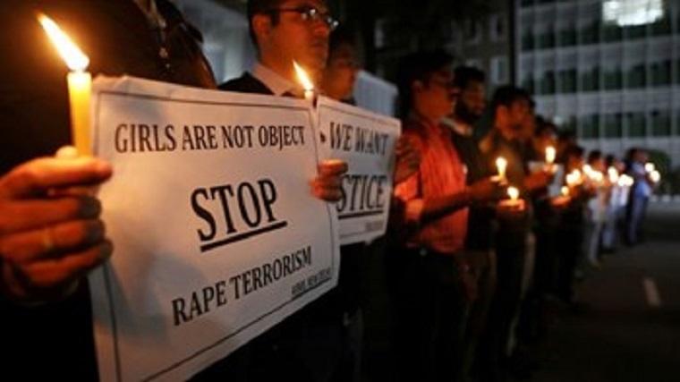 Ινδία βιασμός πορεία