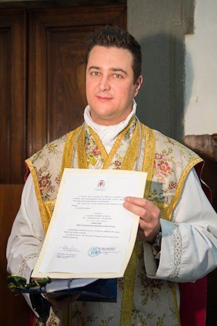Ιταλία ιερέας