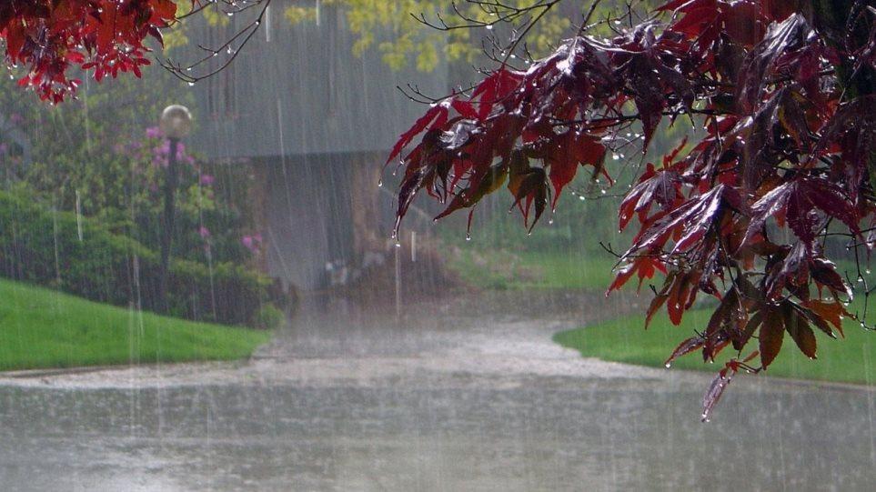 Καιρός- βροχές