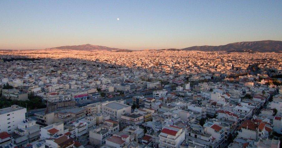 Καιρός-Αθήνα