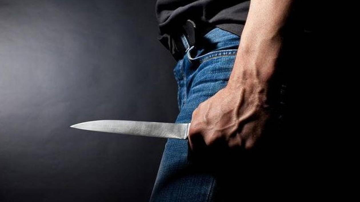 μαχαίρι δολοφονία