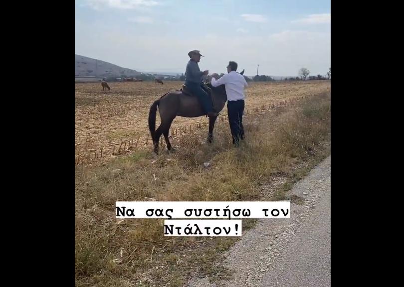Μητσοτάκης Ντάλτον