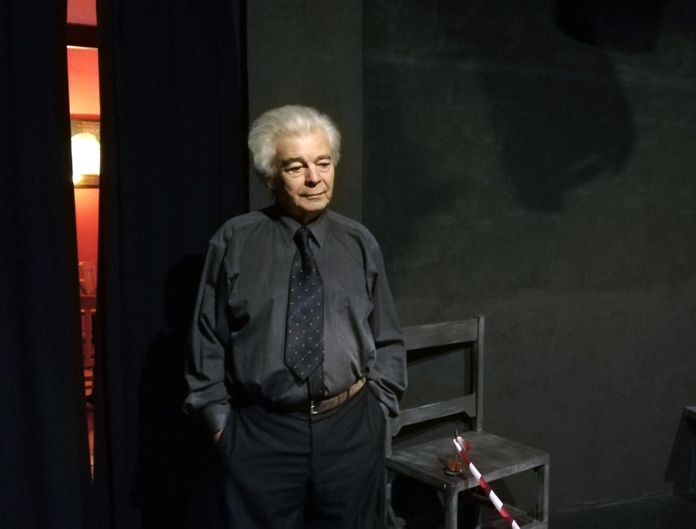 Γιάννης Μόρτζος ηθοποιός