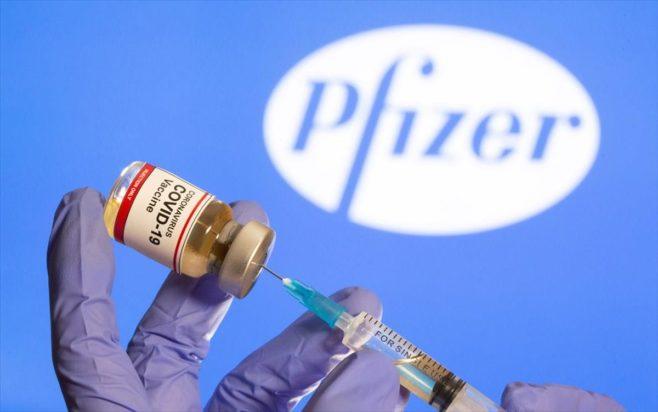 Pfizer ΕΚΠΑ αντισώματα