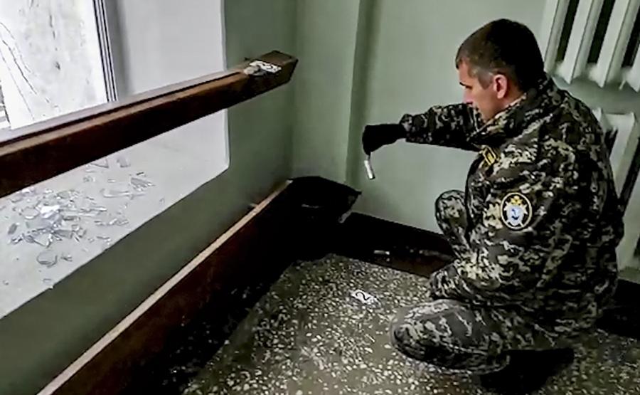 Ρωσία μακελειό σχολείο