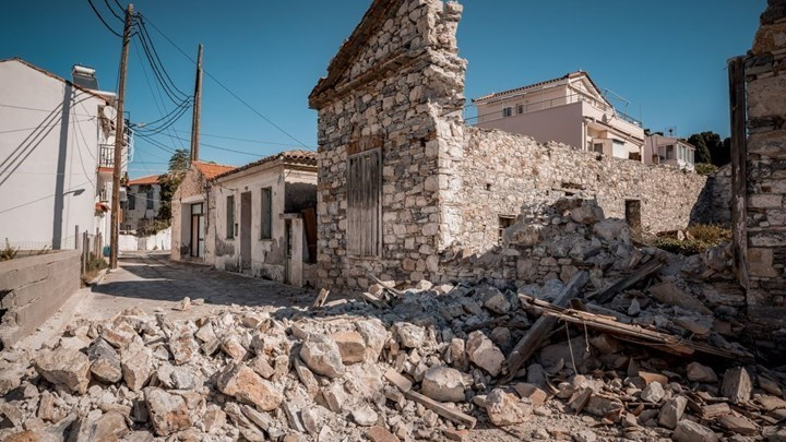 Σάμος σεισμός