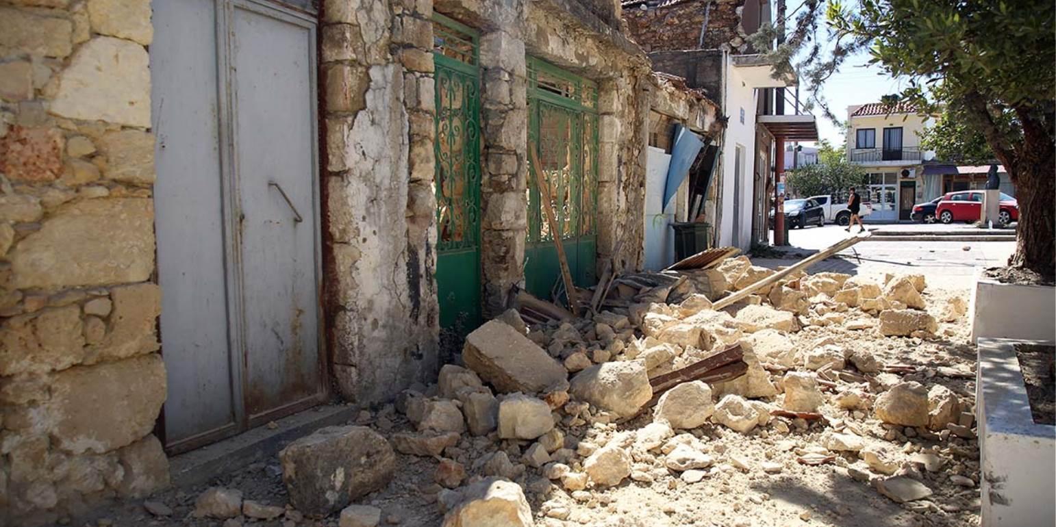 Σεισμός-Ηράκλειο