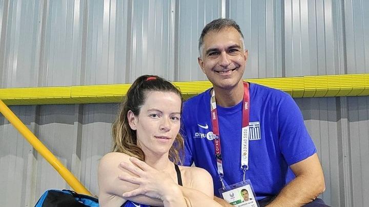 Παραολυμπιακοί Αγώνες Σταματοπούλου