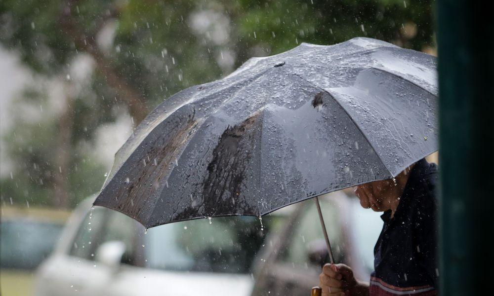 Καιρός - βροχές