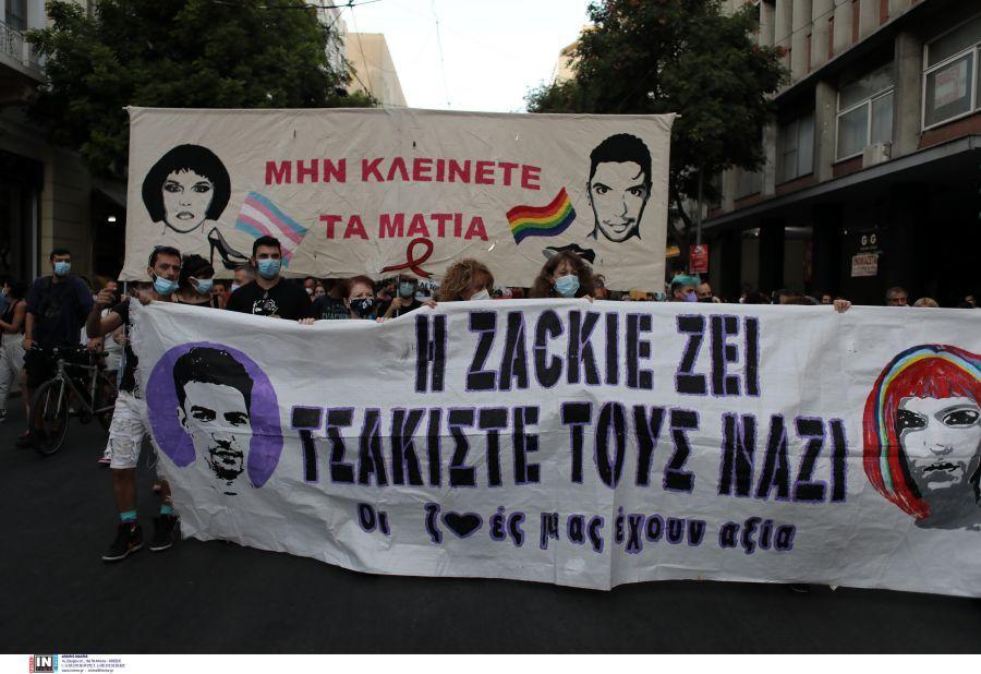 Ζακ Κωστόπουλος πορεία