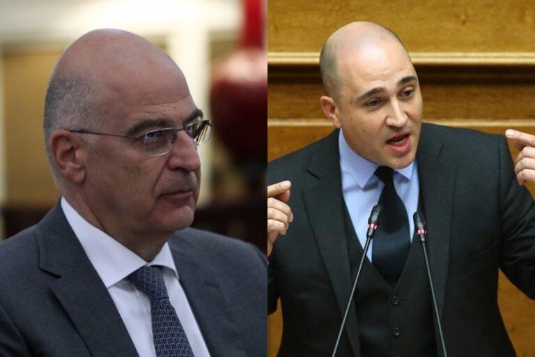 Κωνσταντίνος Μπογδάνος: Ο άγνωστος διάλογος με τον Δένδια μετά το επεισόδιο στη Βουλή