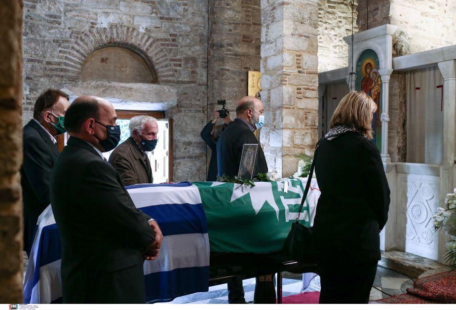 Φώφη Γεννηματά - κηδεία