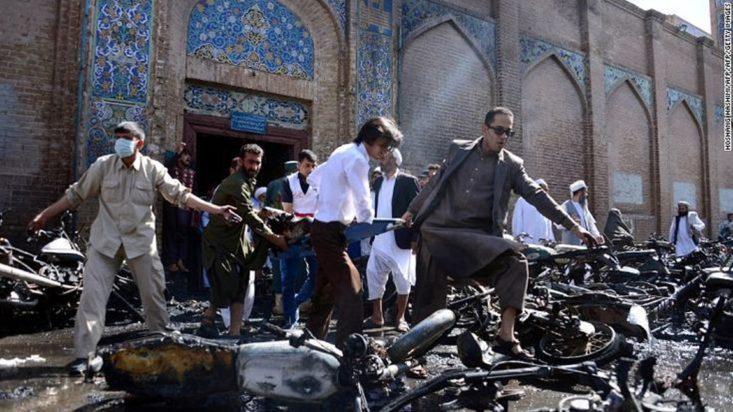 αφγανιστάν τζαμί