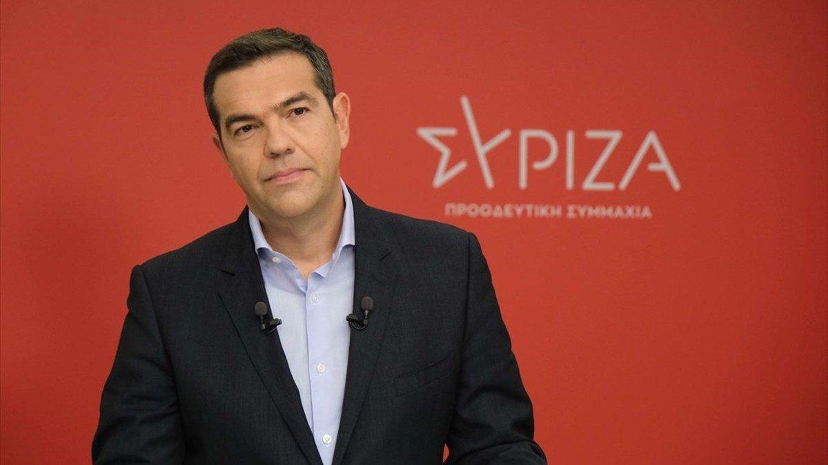Αλέξης Τσιίπρας ΣΥΡΙΖΑ