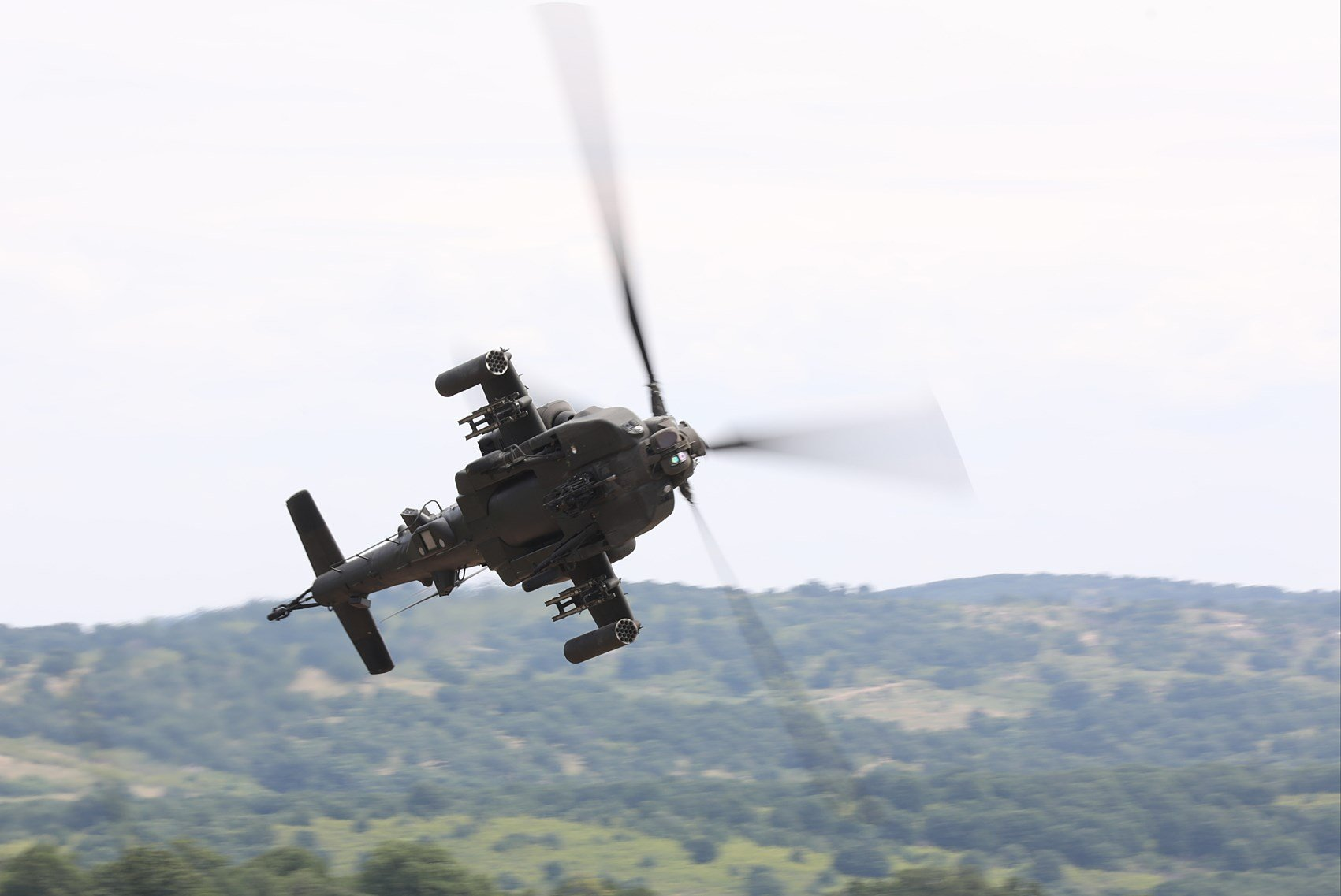 Apache Ένοπλες Δυνάμεις