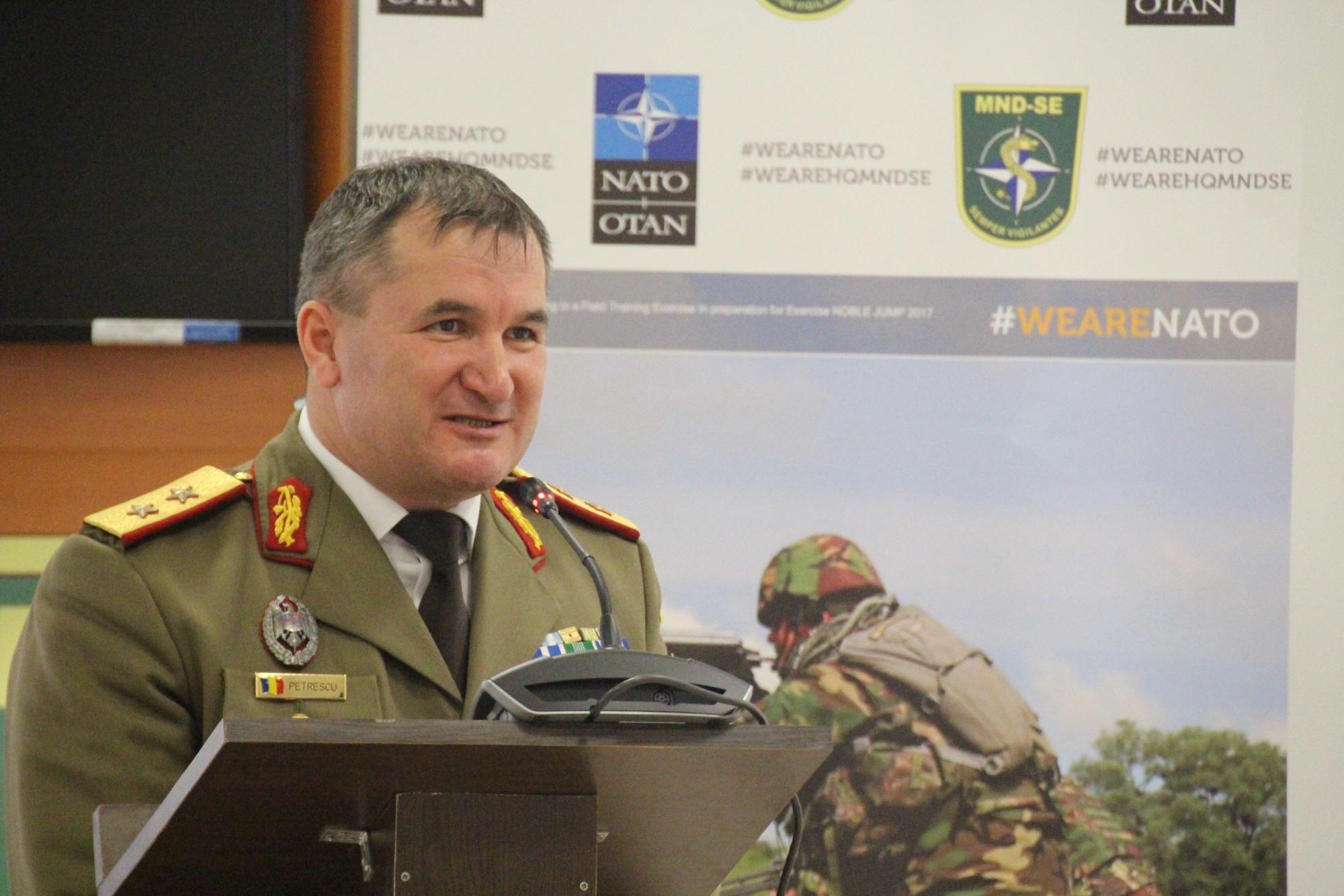 Ο Αρχηγός ΓΕΕΘΑ στη Ρουμανία