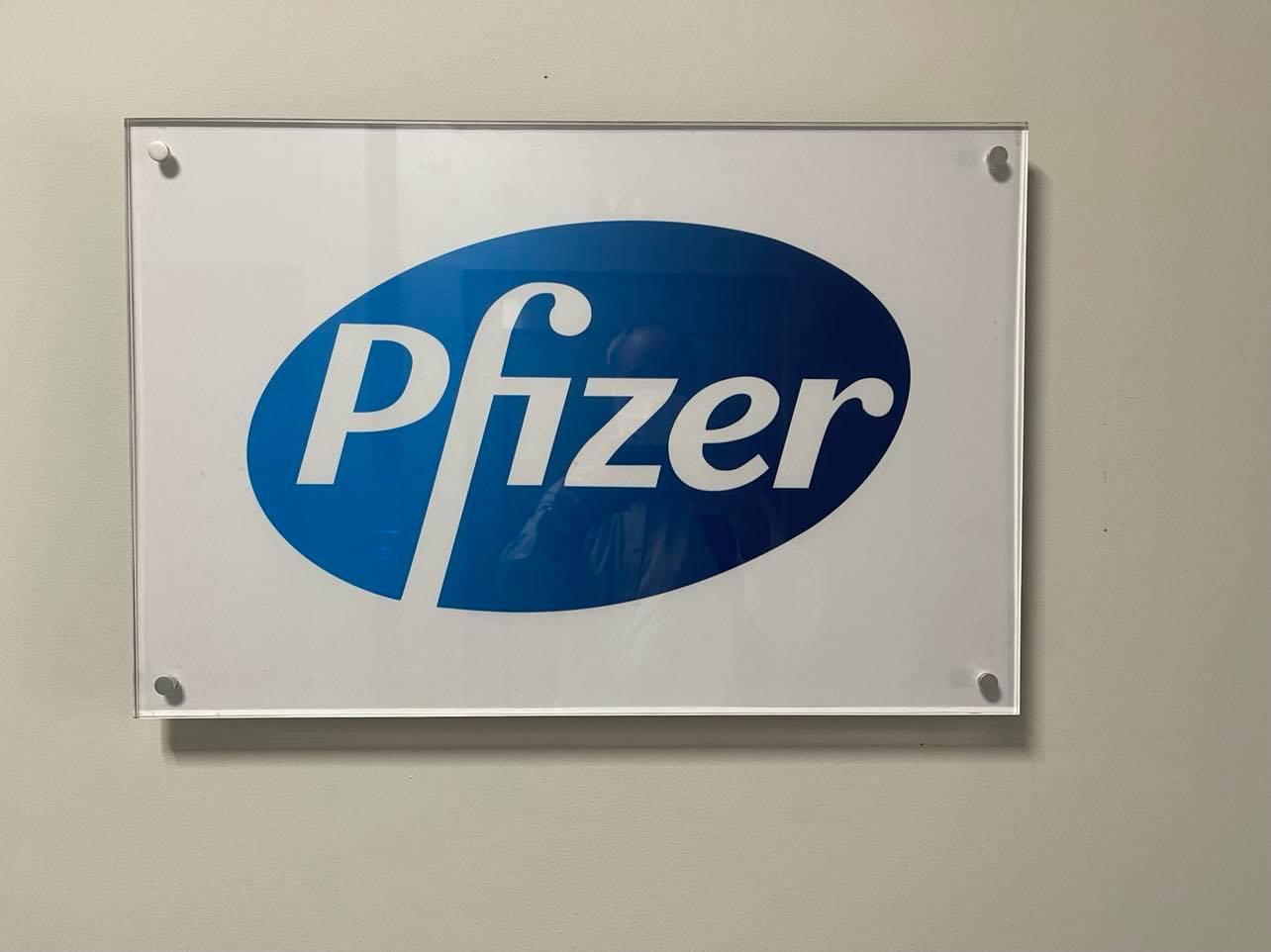 pfizer γραφεία Θεσσαλονίκη