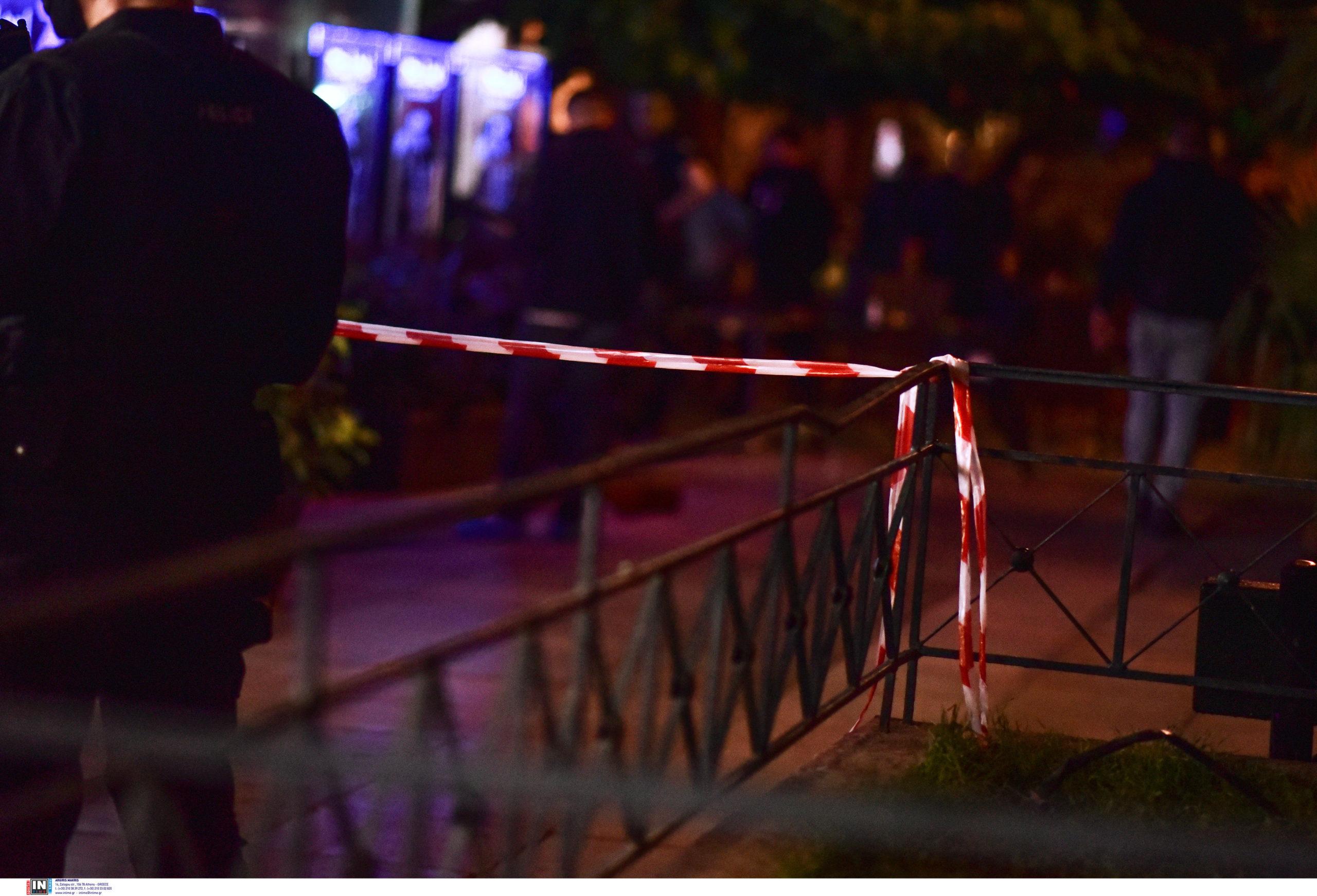 πυροβολισμοί καφετέρια Αθήνα