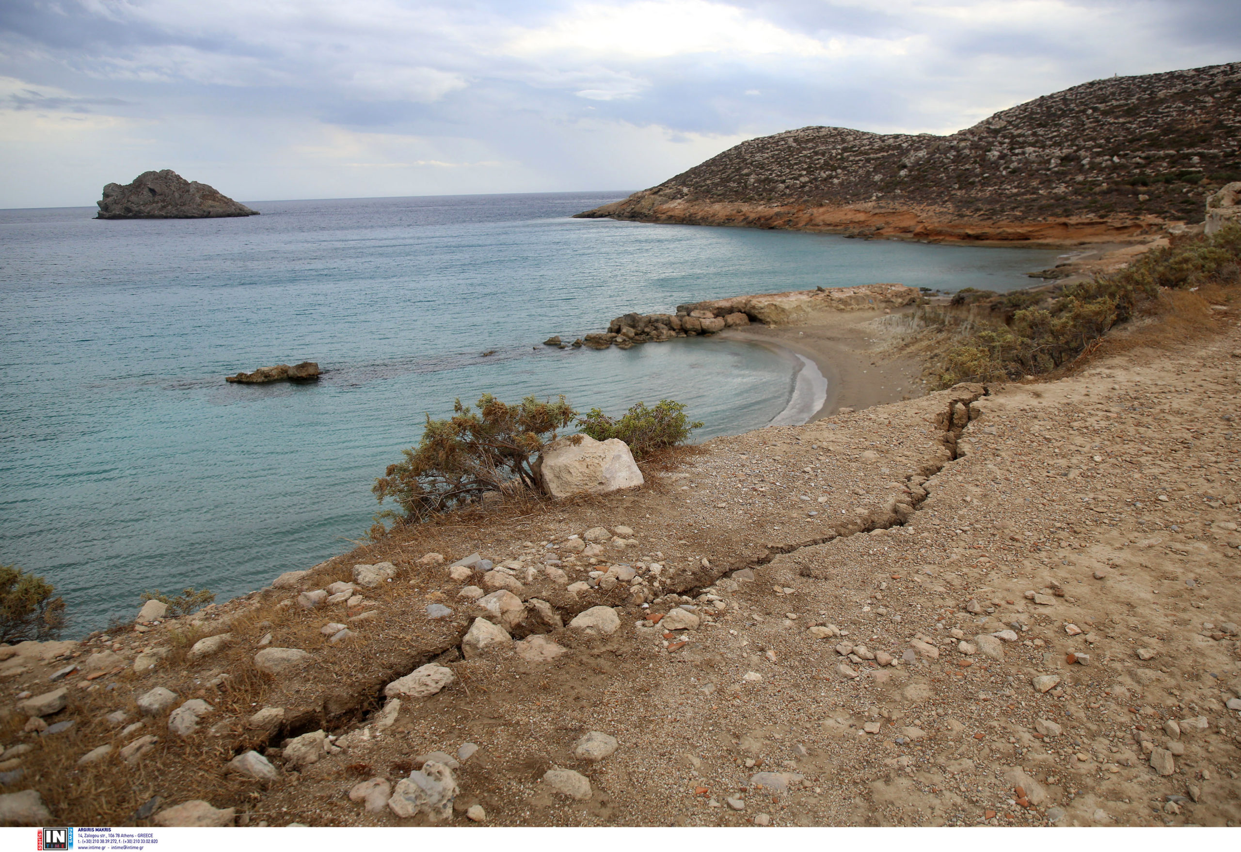 σεισμός Κρήτη ΙΝΤΙΜΕ