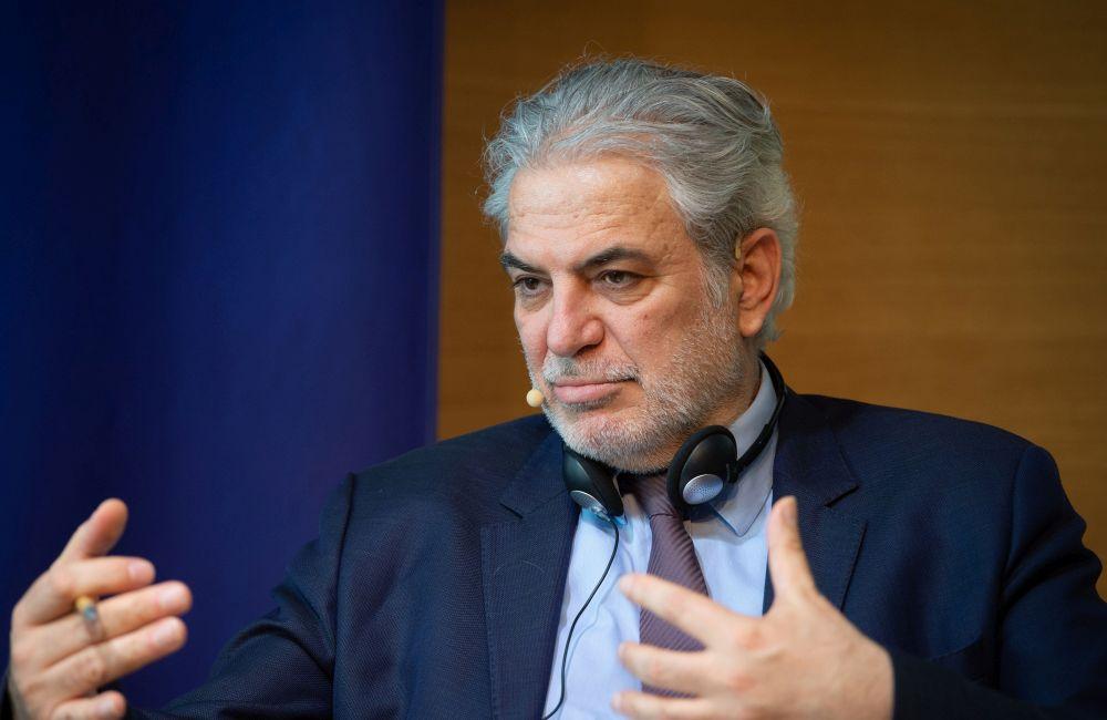Χρήστος Στυλιανίδης-σύσκεψη- κακοκαιρία