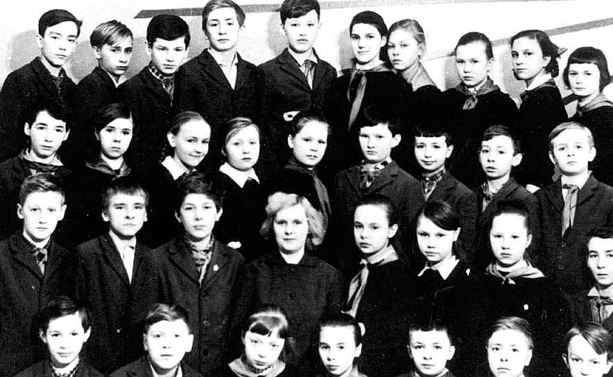 Πούτιν σχολείο