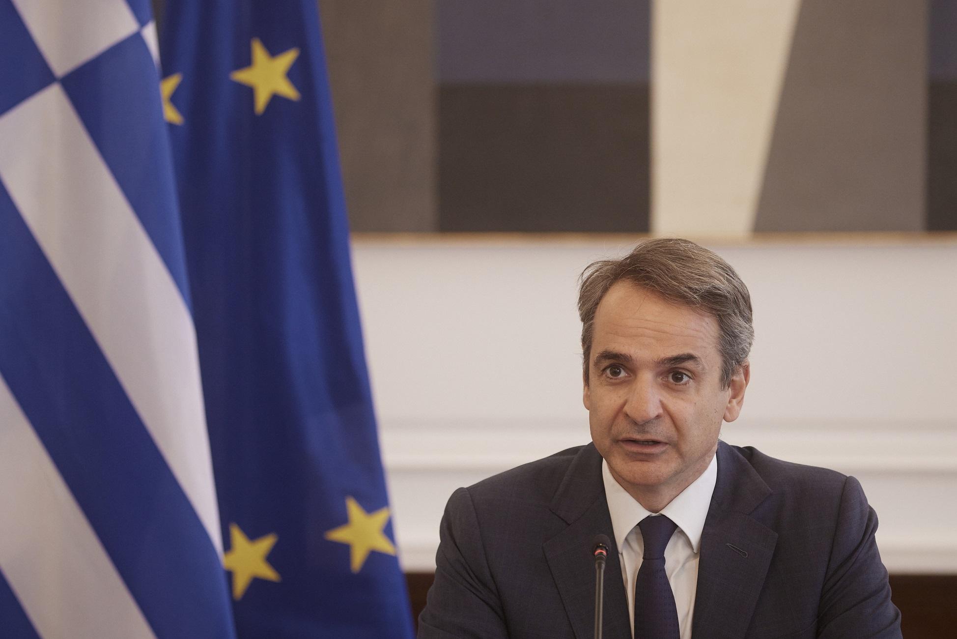Υπουργικό Συμβούλιο Κυριάκος Μητσοτάκης